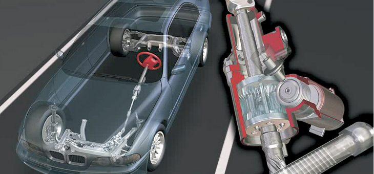 Признаки неисправности системы рулевого управления