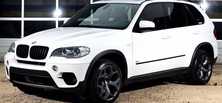 BMW X5 e70: Проблемы с нижним рычагом задней подвески